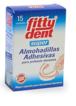 Comprar Fittydent Almohadillas - Almohadillas Adhesivas para Prótesis