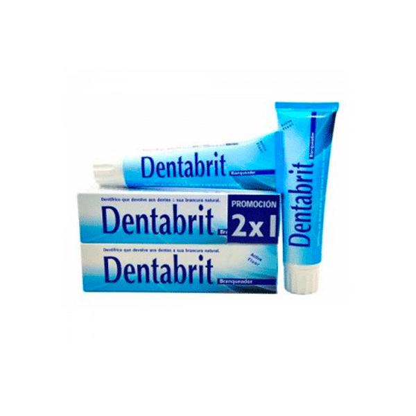 Comprar Dentabrit Blanqueador 125 ml 2 uds - Protege y Blanquea