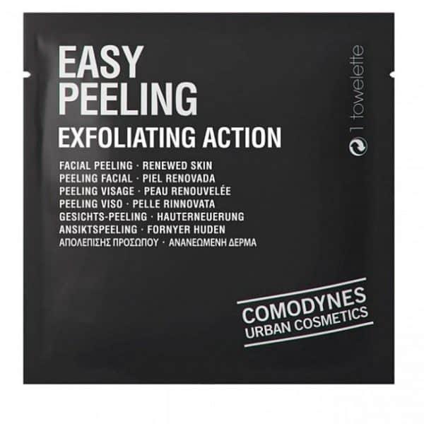 Comprar Toallitas Comodynes Easy Peeling Cara 8 Ud