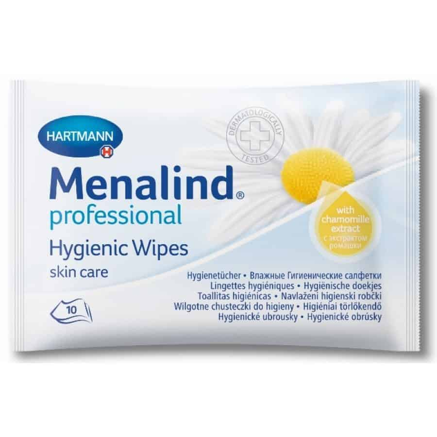 Menalind Professional Hygienic Wipes 10 Unidades