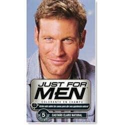 Comprar Just For Men - Cubrir las Canas Color Castaño Claro
