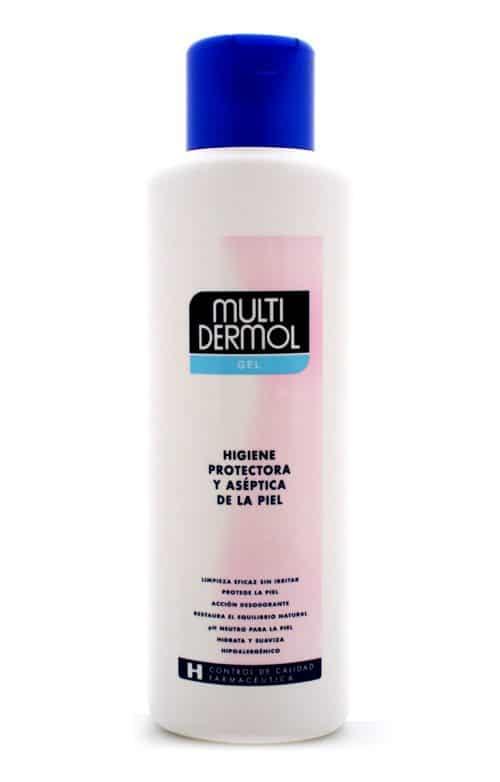 Multidermol Gel de Baño y Ducha 750 ml