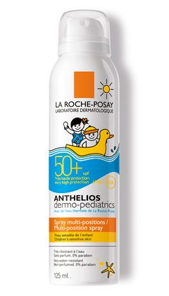Comprar Anthelios SPF 50+ Pediatrics Spray 125 Ml