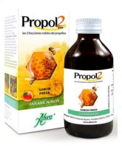 Propol 2 EMF Niños 130 ml Jarabe Aboca