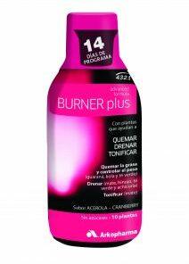 4321 Burner Plus 280 ml Sabor Cranberry
