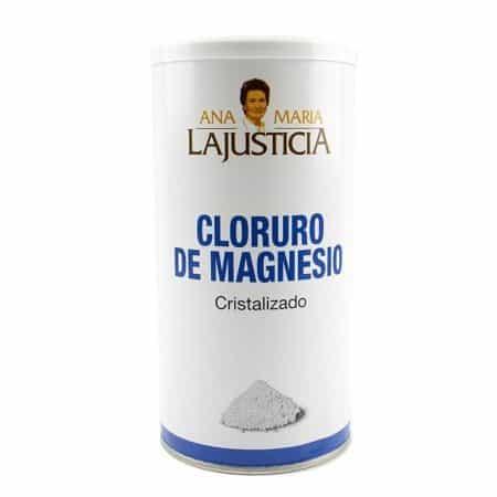 Ana Maria Lajusticia Cloruro de Magnesio Cristalizado 400g - Mantenimiento de cartilagos