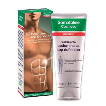 Somatoline Cosmetic Hombre Abdominales Top Definition 200 Ml