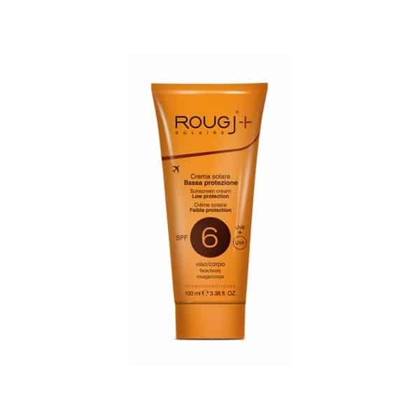 Comprar Rougj Solaire Crema Solar Baja Protección SPF 6 100 ml