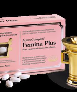 ActiveComplex Femina PLUS 60 Comprimidos - Contribuye al buen funcionamiento del sistema Inmunologico