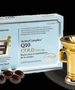 ActiveComplex Q10 Gold 30 capsulas - Aumenta la energía del Día a Día