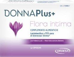 Comprar Donna Plus+ Flora Íntima 14 Cáps