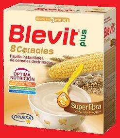 Comprar Blevit Plus Superfibra 8 Cereales 600 Gr
