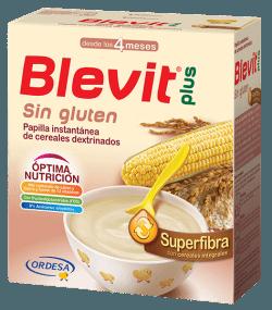 Blevit Plus Superfibra Sin Gluten 300 Gr