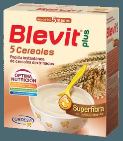 Blevit Plus Superfibra 5 Cereales 300 Gr