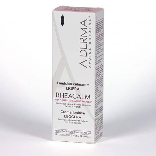 Comprar Aderma Rheacalm Emulsion Ligera 40 ml