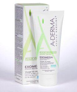 Comprar A-derma Exomega Crema Barrera 100ml