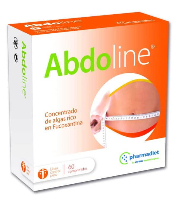 Comprar Abdoline Concentrado de Algas 60 Comprimidos