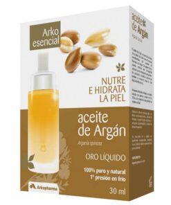 Arko Esencial Aceite de Argán 100% puro 30 ml