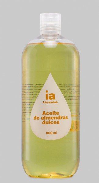 Aceite Almendras Dulces 1000 ml de Interapothek