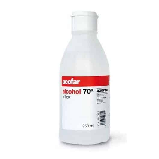 Comprar Acofar Alcohol 70º 250ml