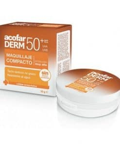 Comprar Acofarderm SPF 50+ Maquillaje Compacto 10 G