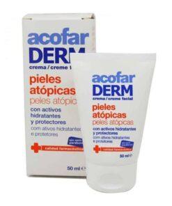 Comprar Acofarderm Crema Facial Pieles Atópicas 50 ml – Hidratante y Reparadora