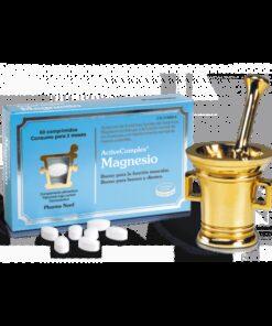 Formato Ahorro ActiveComplex Magnesio 150 Comprimidos - Buen funcionamiento de la función muscular