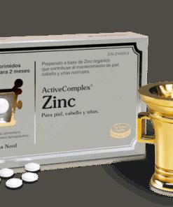 Comprar Activecomplex Zinc 60 Comp