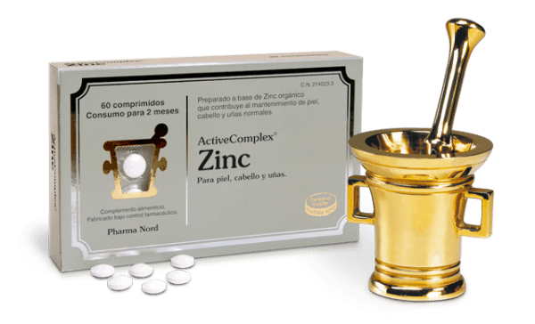 Comprar Activecomplex Zinc 60 Comp