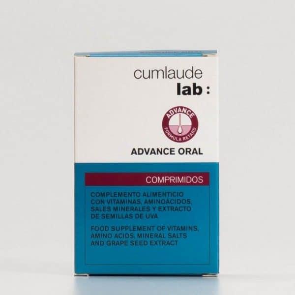 Comprar Cumlaude Lab Advance Oral 30 Comprimidos