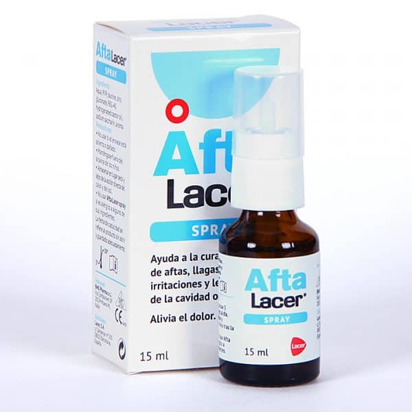 Comprar Afta Lacer Spray 15 Ml