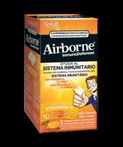 Airborne Masticable Naranja 32 Comprimidos