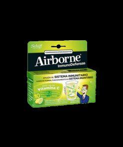 Airborne Efervescente Limón 10 Comprimidos