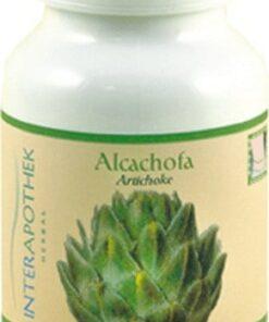 Alcachofa 80 Cápsulas de 450 mg de Interapothek