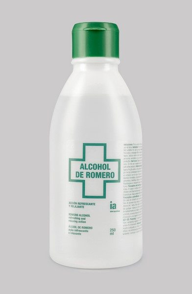 Alcohol de Romero 250 ml de Interapothek