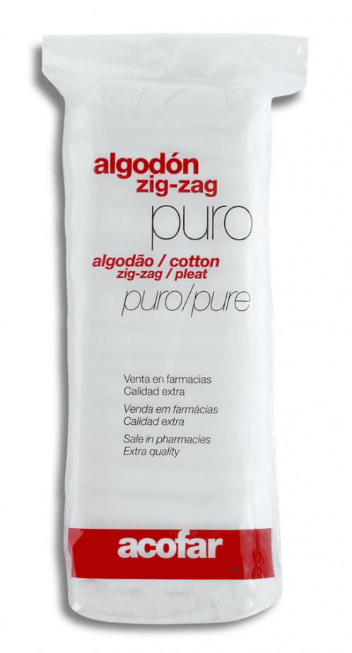Acofar ALGODON zig-zag puro 100 gr