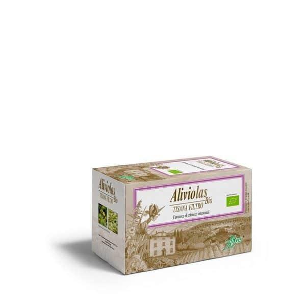 Comprar Aliviolas Bio 20 Filtros - Tránsito Intestinal