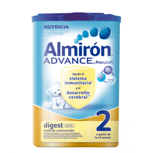 Almirón Advance Digest 2 (800 Gramos)