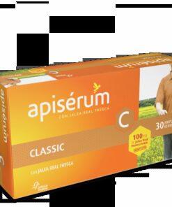 Apiserum Classic 100 Mg 30 Ampollas Bebibles 5 ml