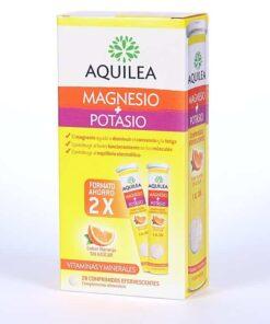 Aquilea Magnesio Potasio 28 Comprimidos Efervescentes
