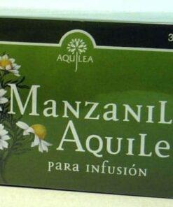 Aquilea Manzanilla Infusiones 20 Bolsitas