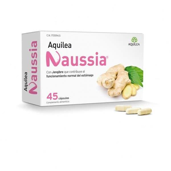 Aquilea Naussia 45 cáps