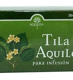 Aquilea Tila Infusiones 20 Bolsitas