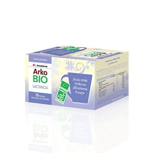ARKO Infusión Lactancia BIO 20 bolsitas