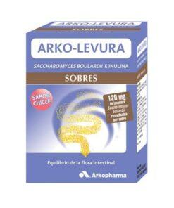 Arko Levura Sobres - 10 sobres sabor chicle