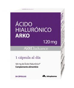 ArkoAdvance Ácido Hialurónico cáps. 30 cáps.