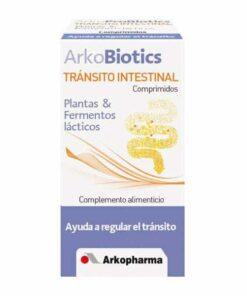 Arkobiotics Tránsito y Bienestar Intestinal 80 comprimidos