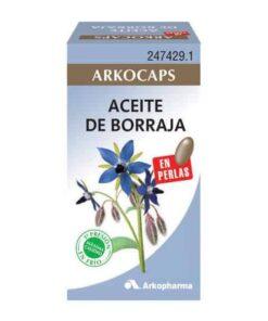Aceite de Borraja 50 cáps