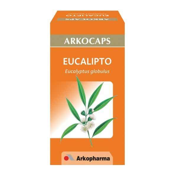 Arkocaps Eucalipto 48 cáps