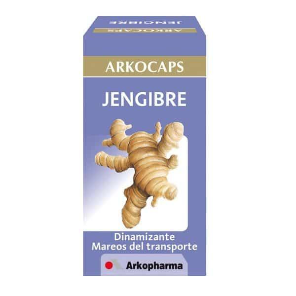 Arkocaps Jengibre 48